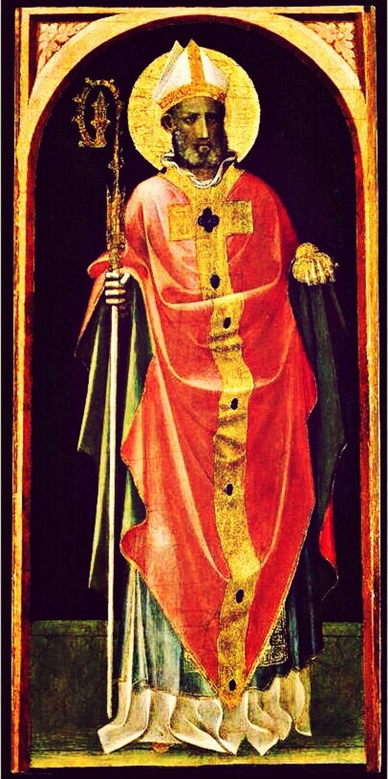 Happy Dec6th from Myra! Nicholas Of Myra Saint Nicholas Santa Claus St Nick Saint Nicholas Day