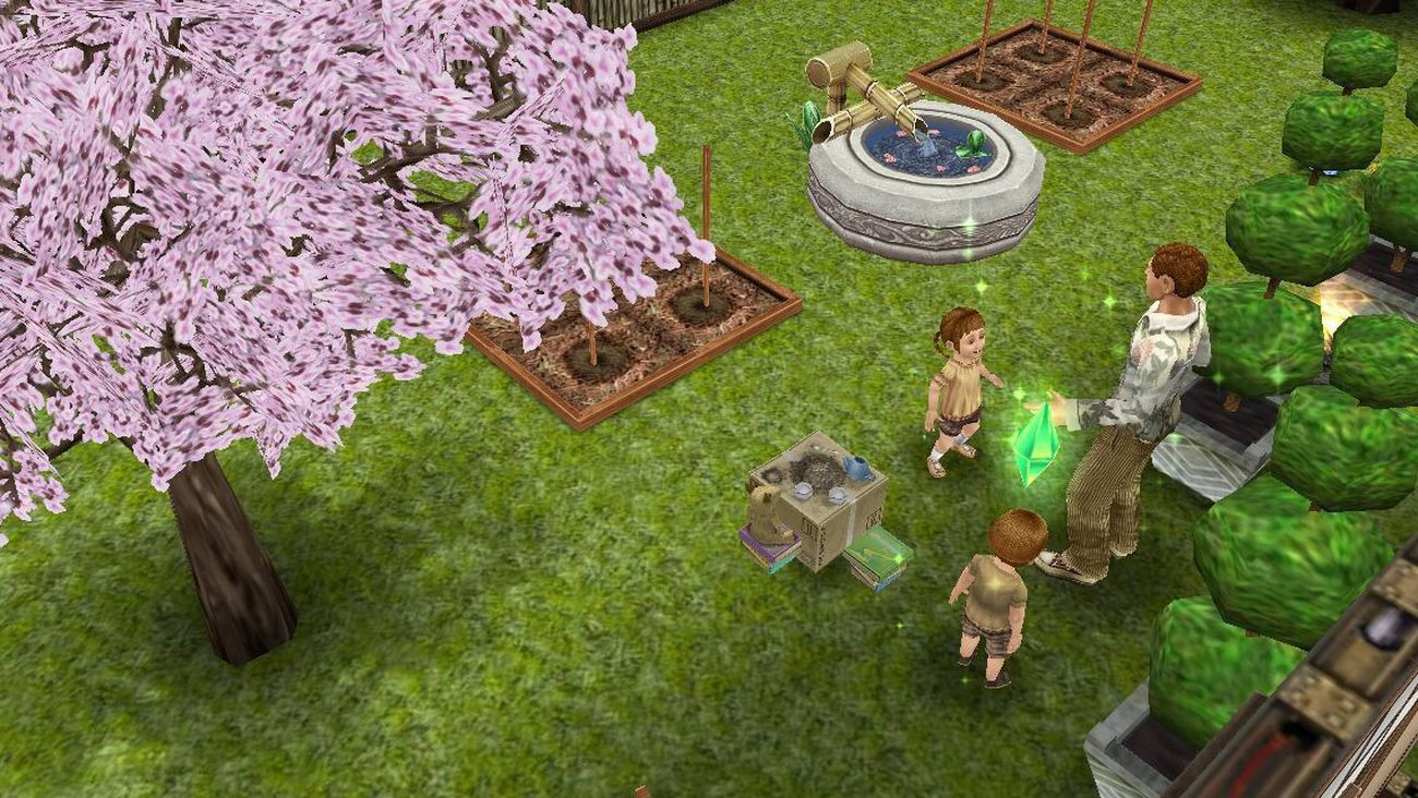 Sims 귀요미