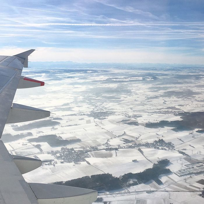 Landing at MUC by TP Aerial View Air Vehicle Airbus A320 Aircraft Wing Airplane Airplane Wing Alps Awe Beauty In Nature Cityscape Close-up Cloud - Sky Day Flying Journey Looking Through Window Mid-air MUC Nature No People Outdoors Sky Tap Portugal Transportation Travel