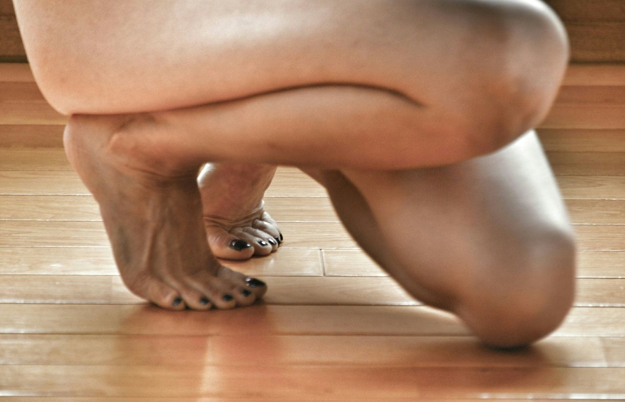 Beautiful stock photos of yoga, Barefoot, Floor, Human Body Part, Human Foot