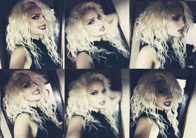 Blonde Blonde Girl Plexanovi Georgia