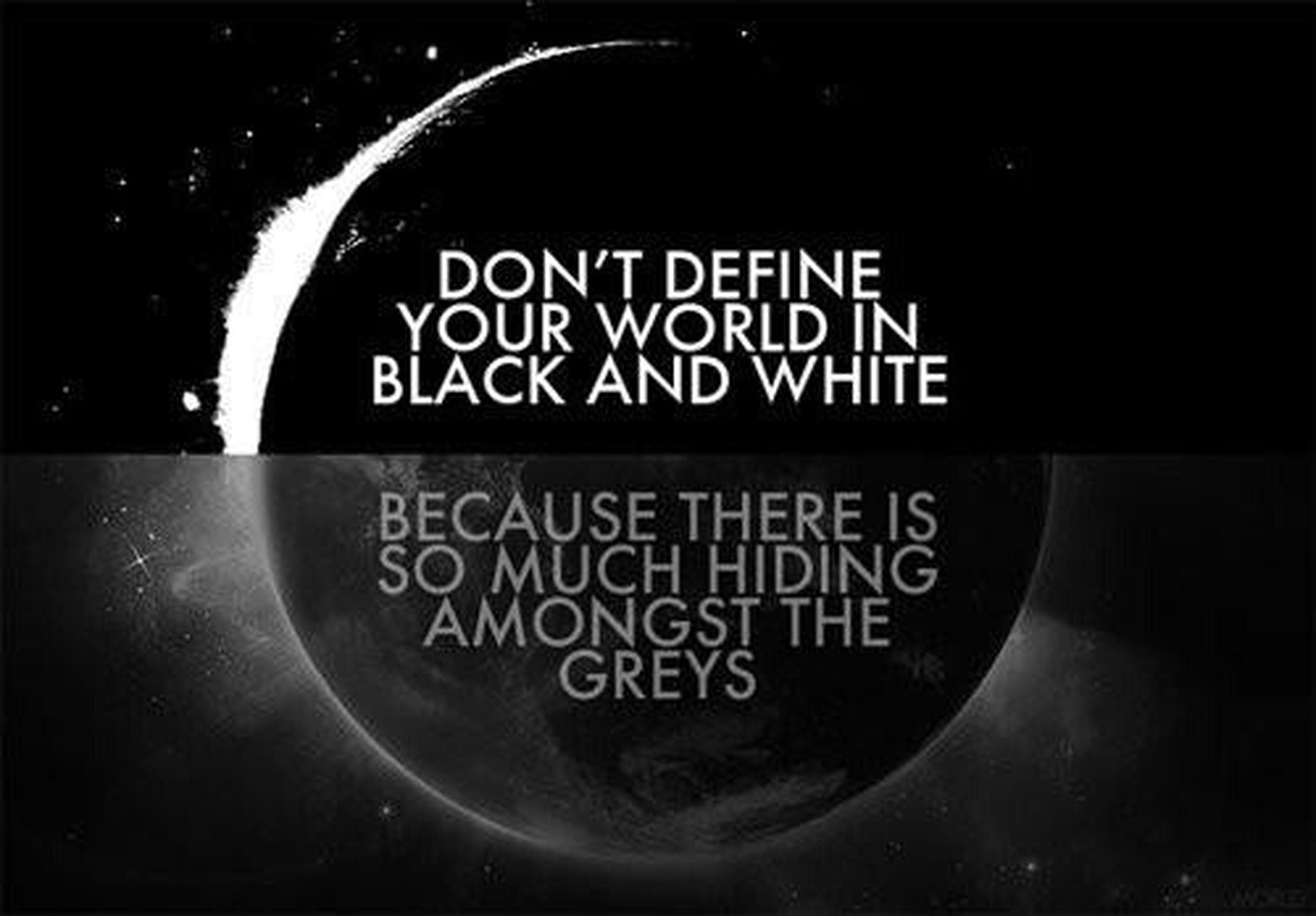 Lifechangesfast Itslifeafteerall Liveit Fightallodds Greys Blackandwhite
