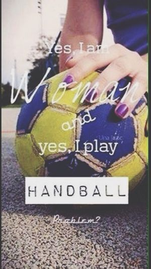 Handball ❤ Love ♥ Beste! Dhk