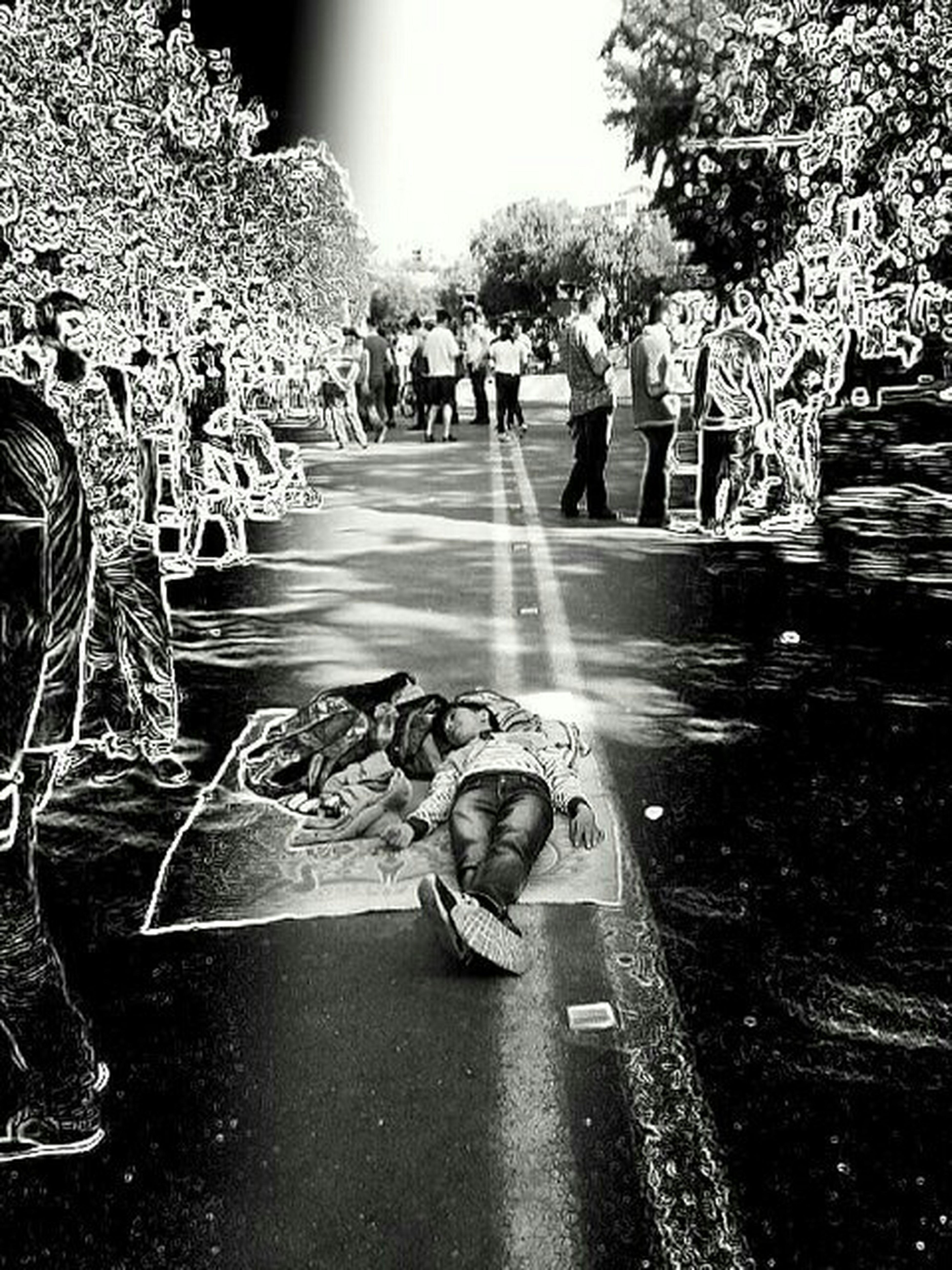 Freedom Electric Yerevan Photojournalism Streetphotography_bw