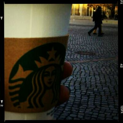 starbucks by picturedomino