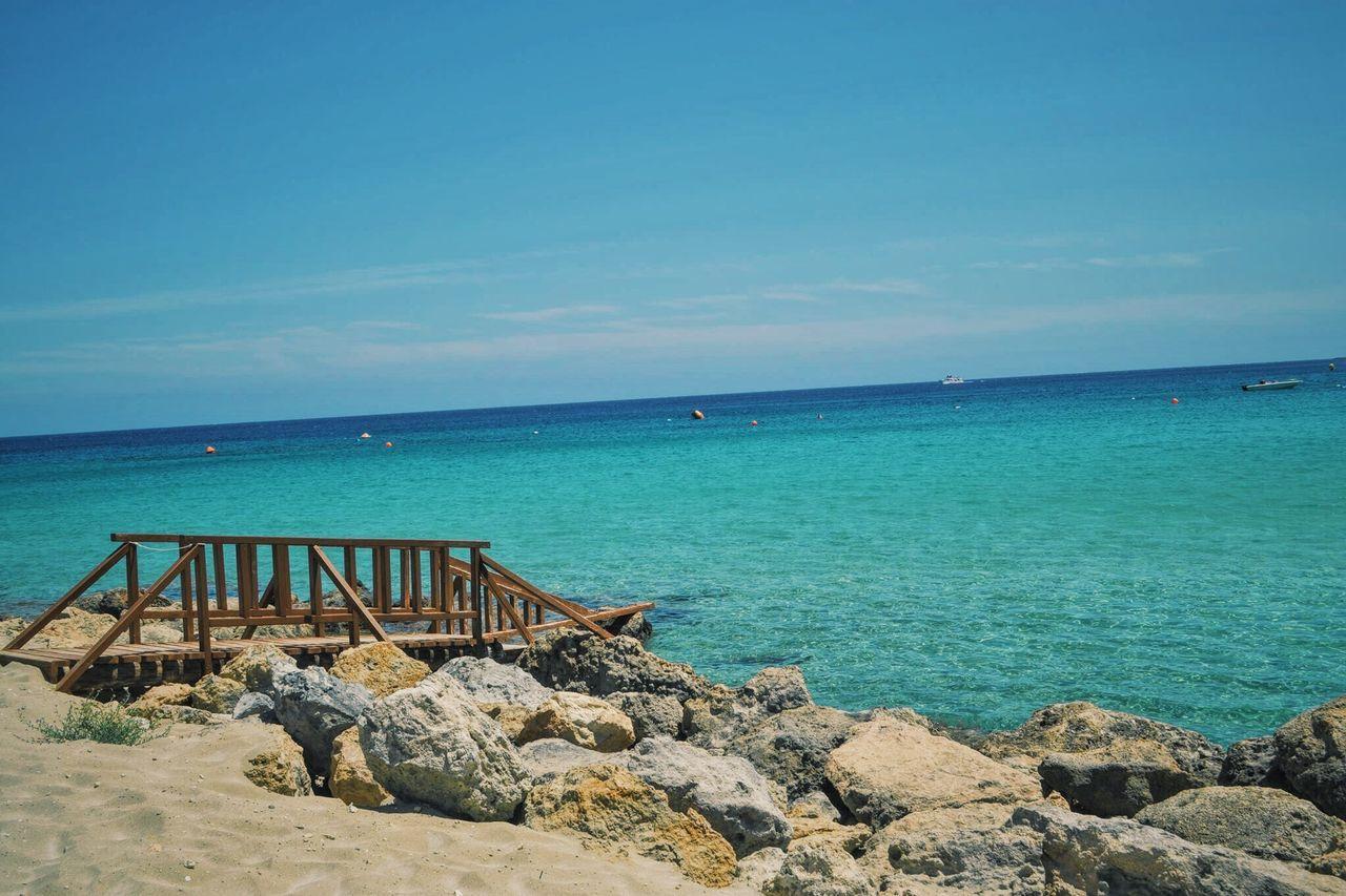 Konnos beach, magical place Konnos Beach Sea Erasmus