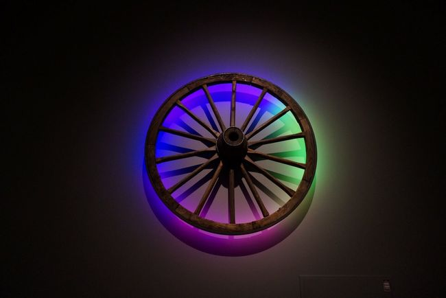 Fine Art Photography Colours Colorful Circle Instillation Artistic Creativity Creative Light And Shadow Light And Shadow Colors Wheel Textures And Surfaces Museum Of Modern Art Art Gallery Denmark Arken Museum Art Art And Craft ArtWork Ishøj Artist Artphotography Arts Culture And Entertainment Modern Architecture