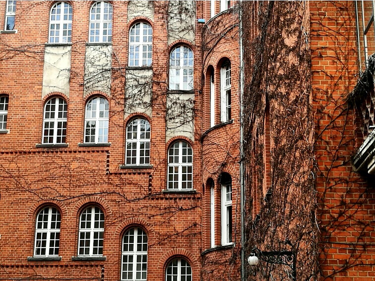 Berlin Facade Building Architecture Stone Wall Brick Wall Outdoors No People First Eyeem Photo Berlin Photography Backyard EyeEmNewHere