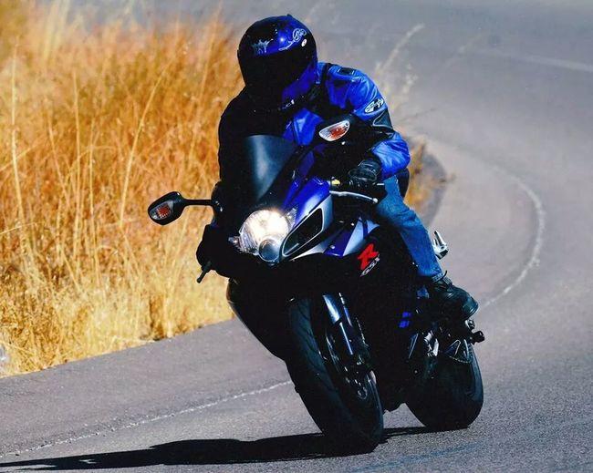 Suzuki GSX-R 750 Motorcycles