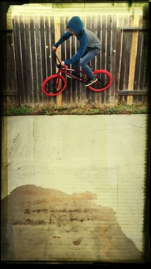 Wall Riding