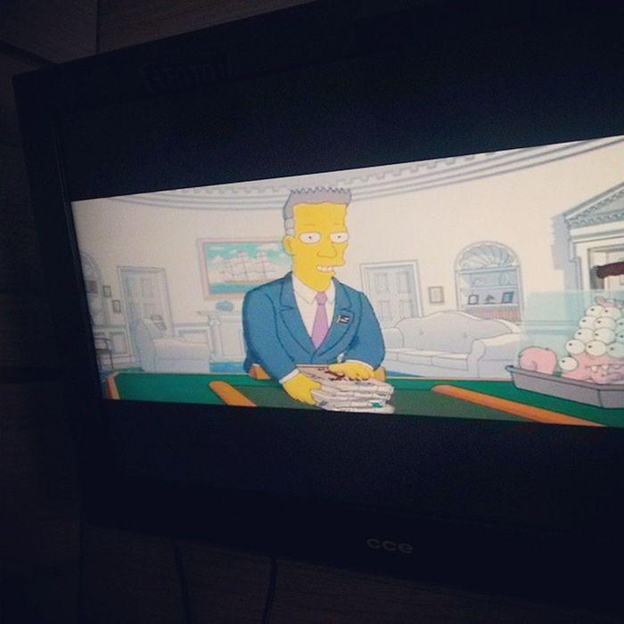 Simpsons Bmd Feriado