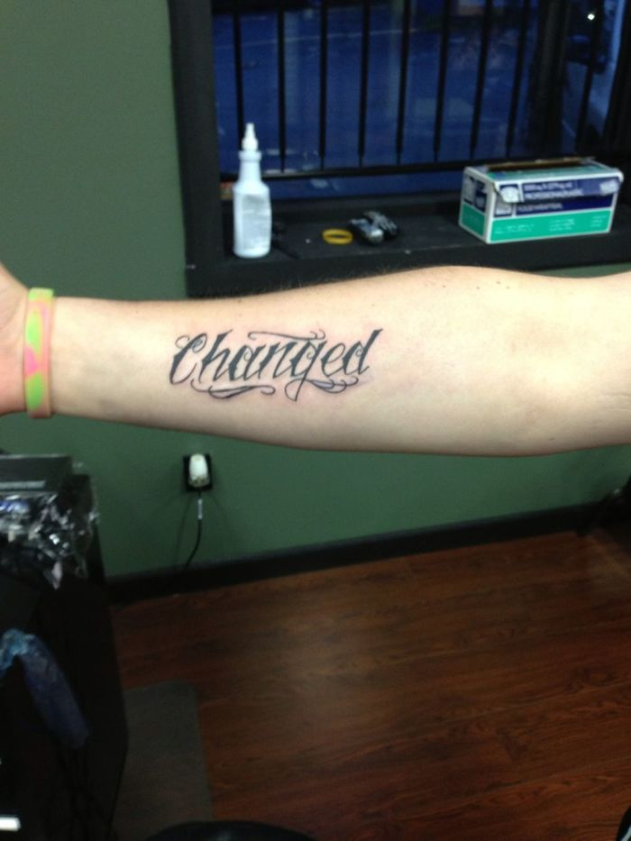 New Tattoo