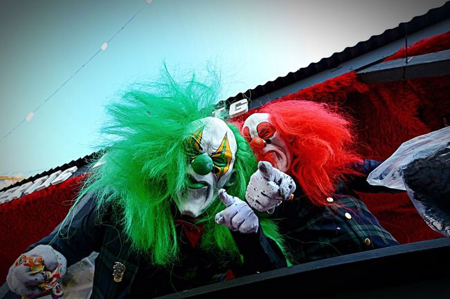 That's Me Carneval Fasnacht Basler Fasnacht Clown I See You Having Fun