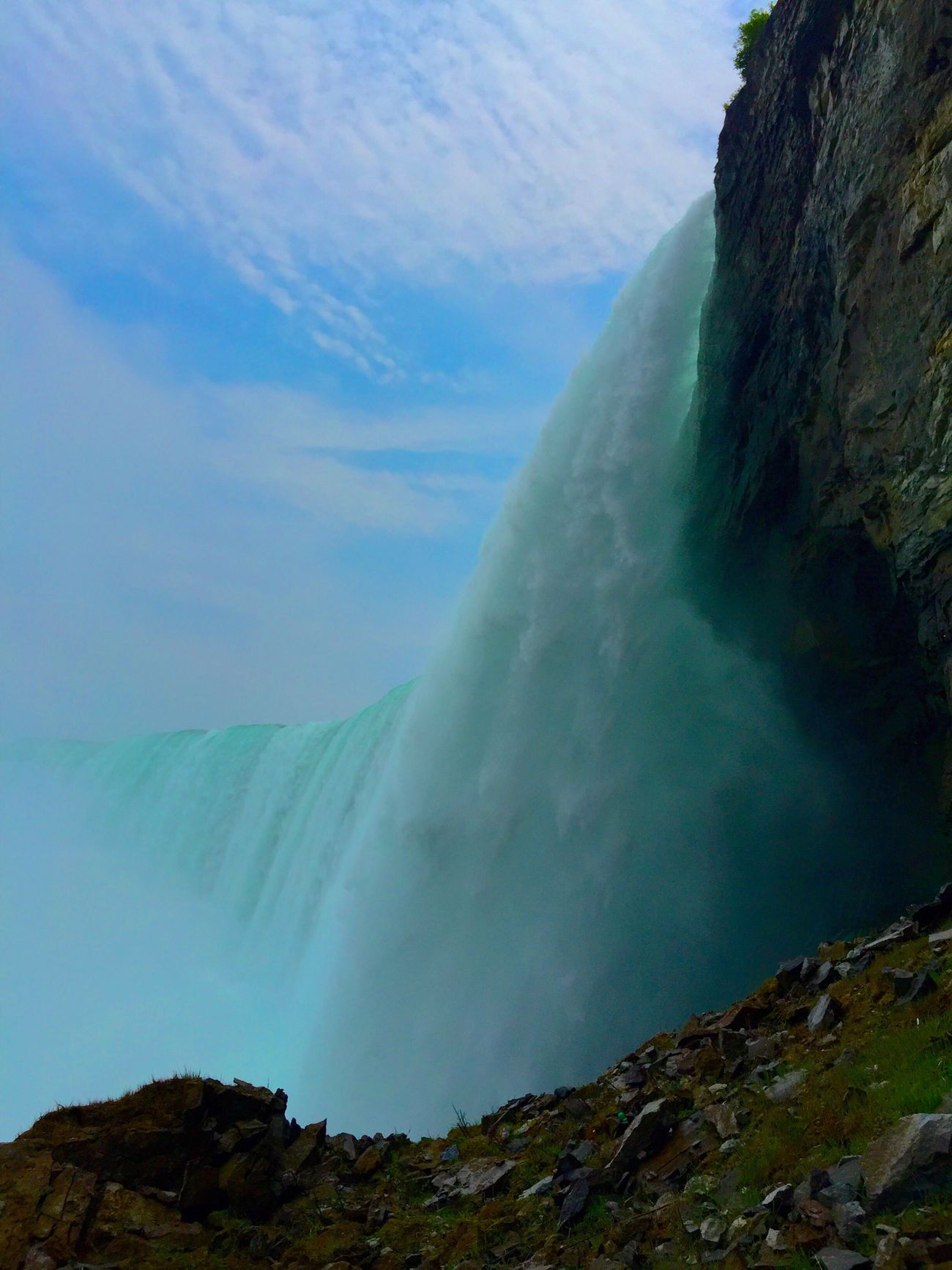 Beautiful stock photos of niagara falls, Beauty In Nature, Blue, Day, Famous Place