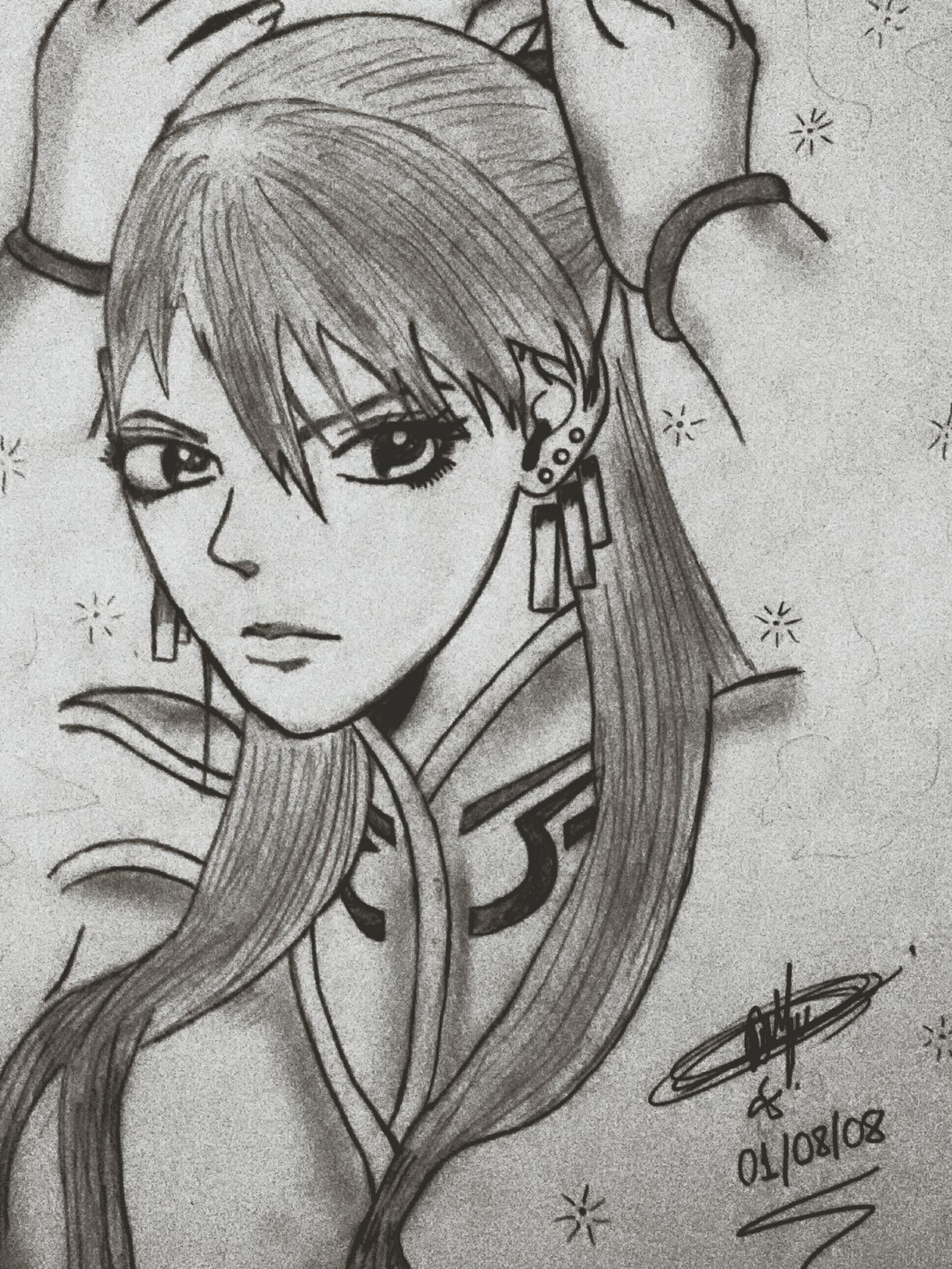 Drawing Art Dibujo Ragnarok Artist Artistic Desenho LM_colection Fenris Anime