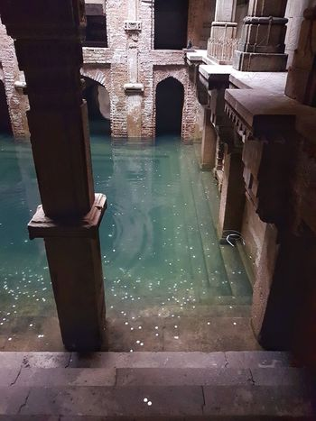 One Person People Water Architecture Day Outdoors Well  Stepwell Steps Adalajstepwell Adalaj India Mumbai Travel Car EyeEmNewHere Journey Connected By Travel