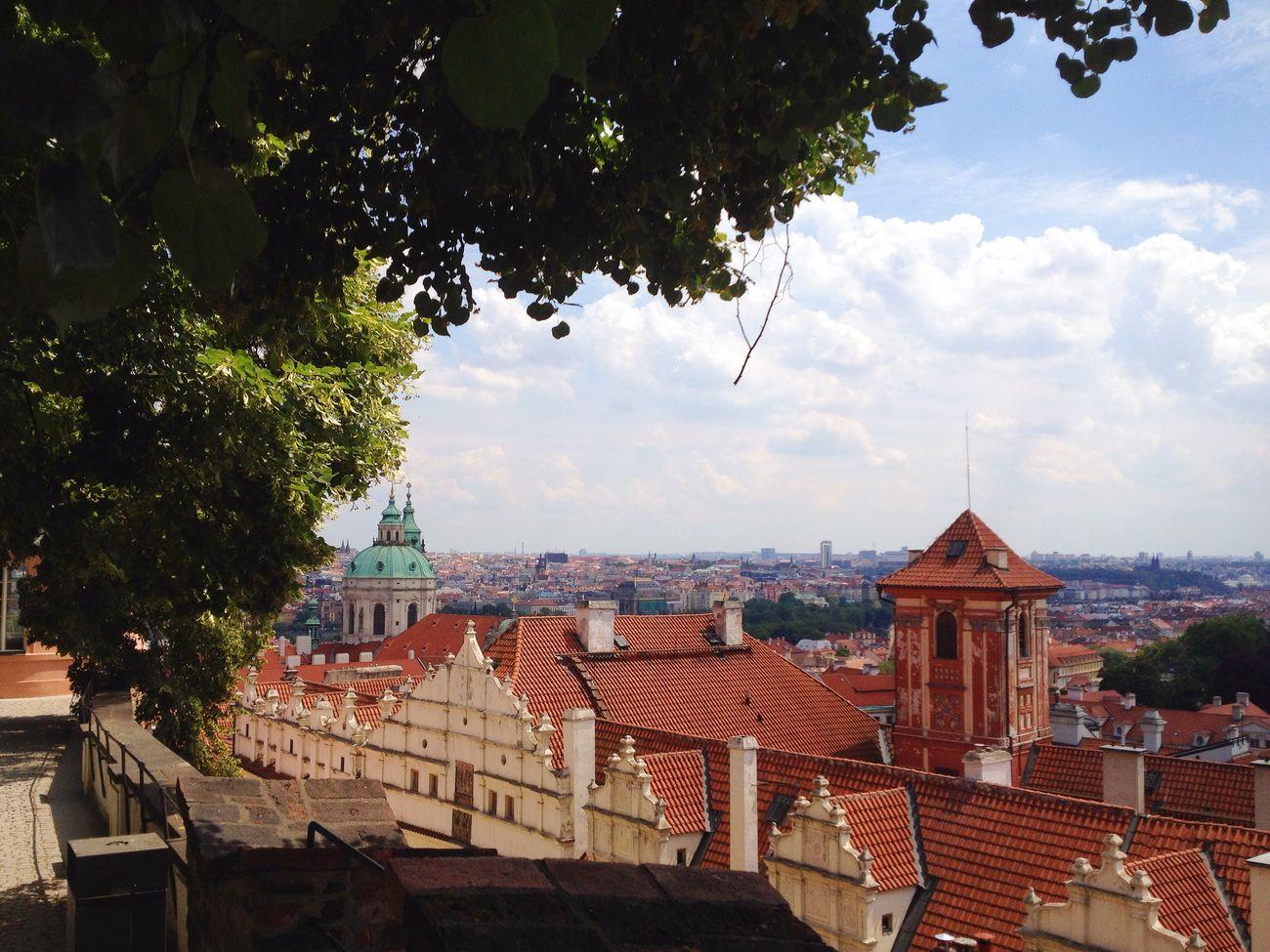 Prague Praha Kursfahrt OnTop View ☀️