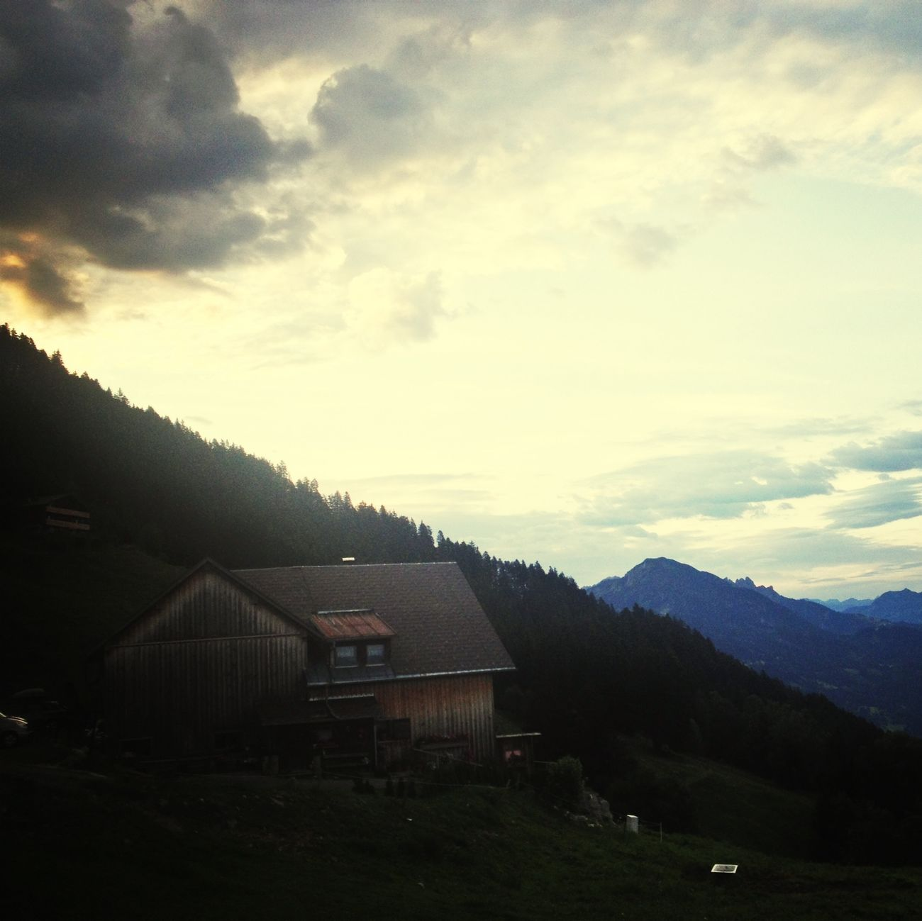 Sunrise in Austria First Eyeem Photo