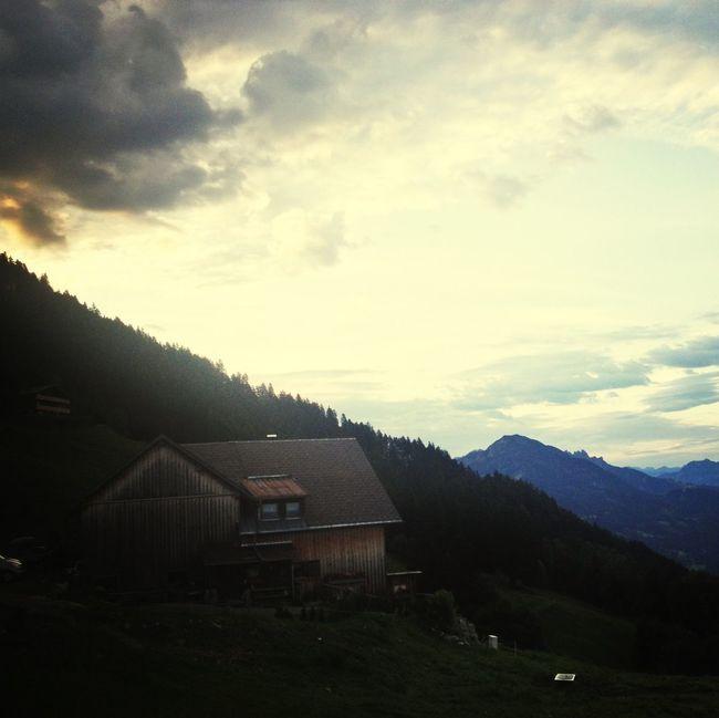 Sunrise in Austria First Eyeem Photo