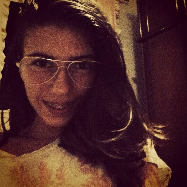 Usando Óculos