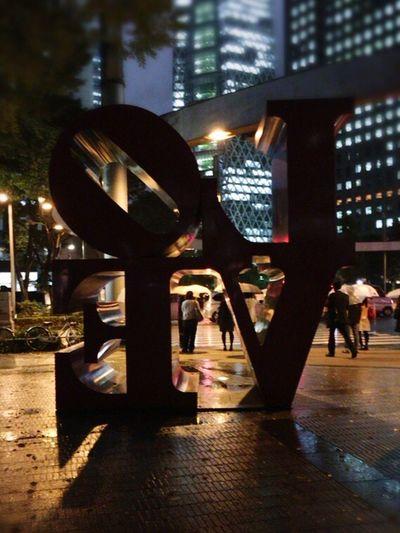 Loveのウラガワ Tokyo,Japan Nightphotography SHINJYUKU Night View