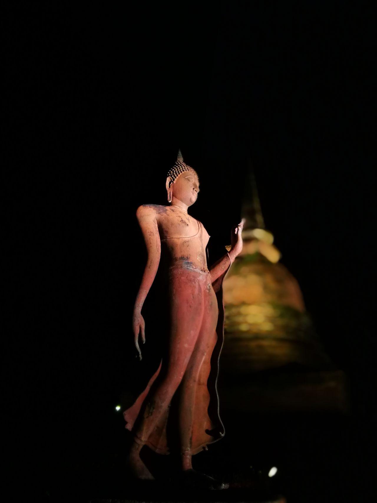 Sukhothaihistoricalpark Sukhothai Bouddha  Thailand