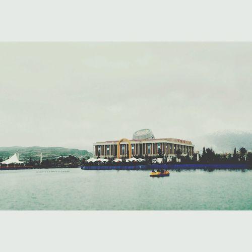 Museum Building Dushanbe Tajikistan
