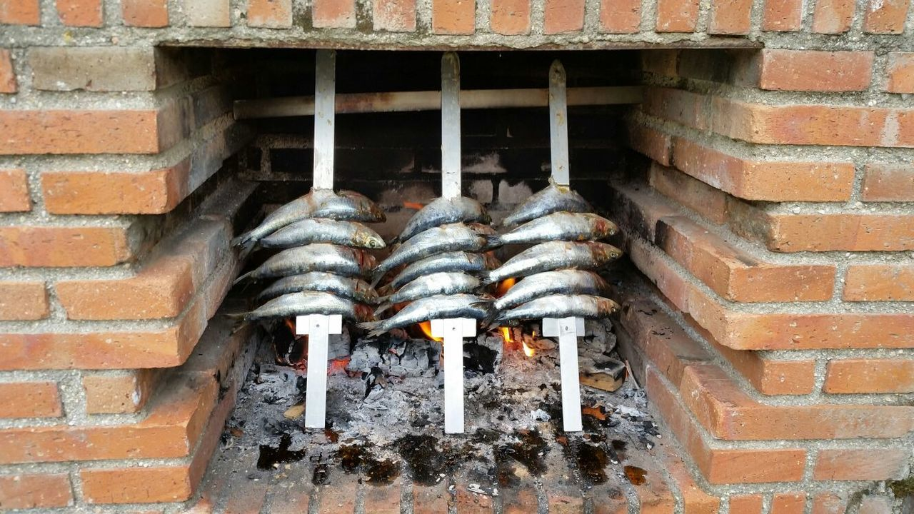 Street Food Worldwide Espetos Sardinas Barbacoa