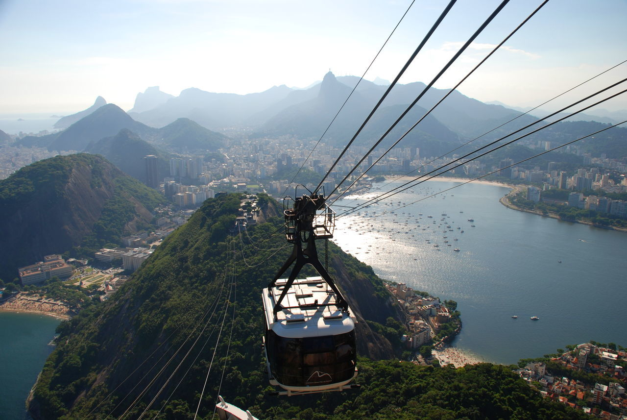 view from Sugarloaf, Rio de Janeiro Aerial Shot Brasil Brasil ♥ Brazil Brazil ❤ Cable Car Cableway Cityscape Cityscapes Morro Da Urca Mountain Overhead Cable Car Panorama Let's Go Together Pão De Açucar Rio Rio De Janeiro Rio De Janeiro Eyeem Fotos Collection⛵ Rio De Janeiro, Brazil Riodejaneiro Sugar Loaf Sugarloaf Travel Photography The Great Outdoors With Adobe The Great Outdoors - 2016 EyeEm Awards Landscapes With Whitewall Winners
