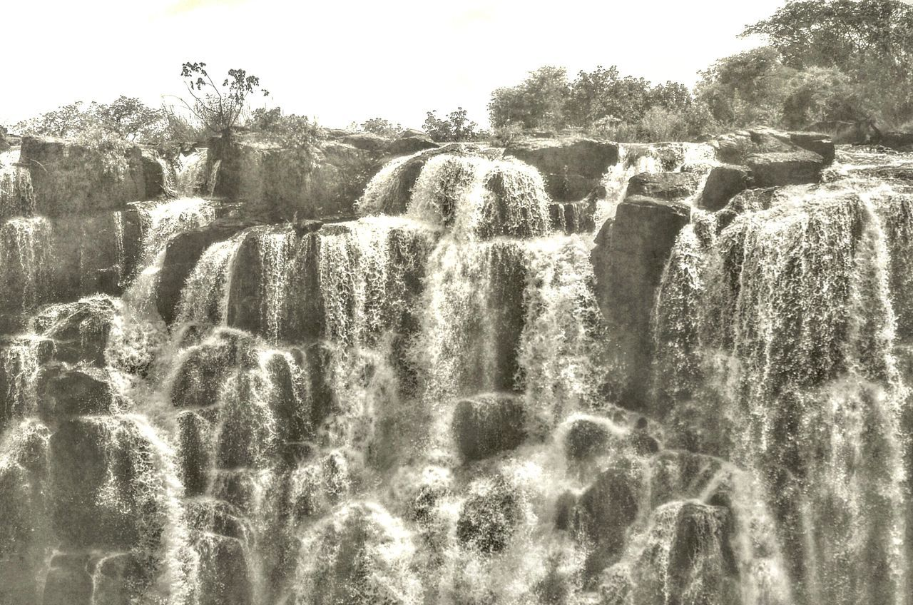 A black and white photo of Victoria Falls, Zambia. A breath taking sight that humbles you. Nature Photography Victoria Falls In Zambia, Africa Blackandwhite Waterfall Africa Black And White Blackandwhite Photography Outdoors Nature No People Day Full Frame Growth Beach Sky Close-up First Eyeem Photo Travel Destinations Awe Vacation Taveler Nikonphotography Nikon D7000