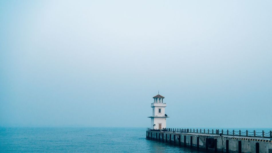 Beautiful stock photos of lighthouse, Beauty In Nature, Built Structure, China, Day