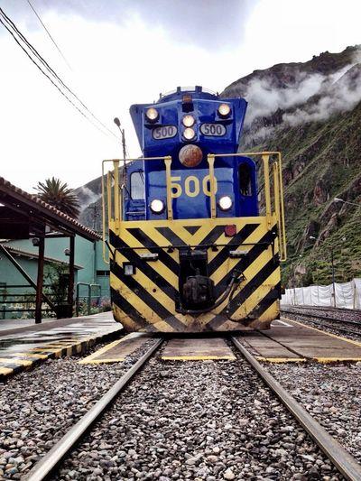 Ollantaytambo - Peru Peru Rail