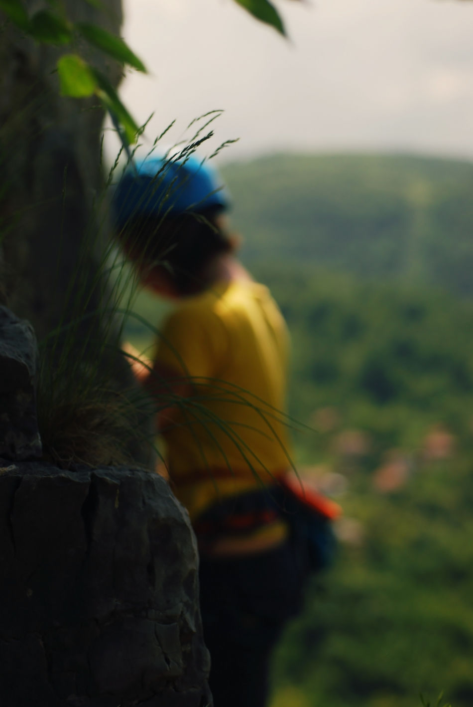 Blurred background of a climbing woman with helmet. Activity Adventure Adventure Time Altitude Backdrop Background Blur Blurred Blurred Background Blurry Cliff Climbing Defocused Female Lifestyle Light And Shadow Mountainclimbing Nature Outdoors Rockclimber RockClimbing Sport Steep Sunset Women