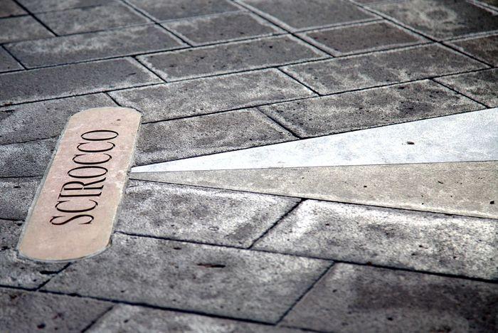 Laigueglia, Italian Riviera / Italy Italia Liguria Laigueglia Wind Scirocco Vento Riviera Black And White