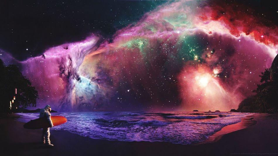 Galáxias Galaxia Galaxy