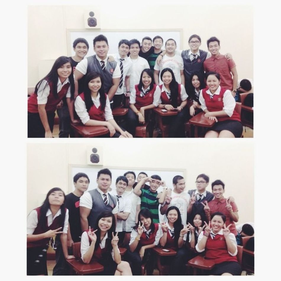 Formal X Wacky. Practicing for the block picture on Friday! ??? 3AOM