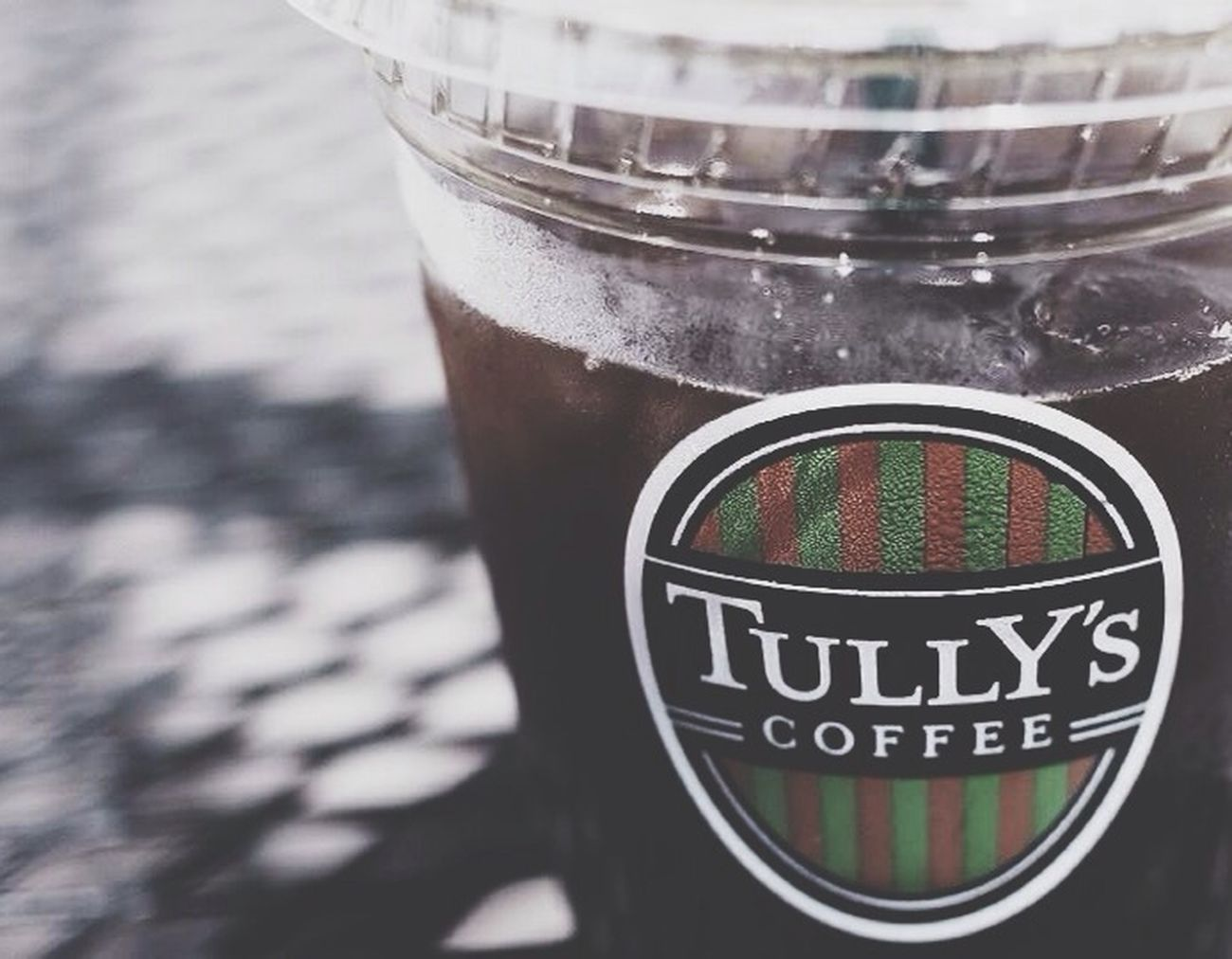 Tully's Drive Coffee Hello World