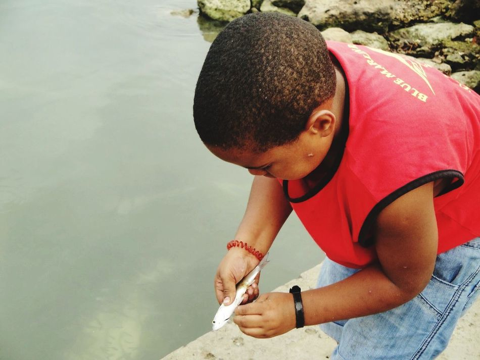 Size doesn't matter Sizedoesntmatter Fishing Small Kids