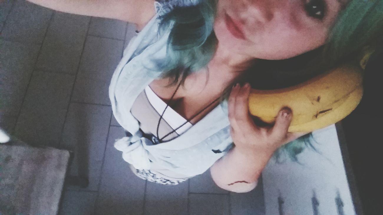 Total Banane Bananentelefon Warum Sind Bananen Gelb