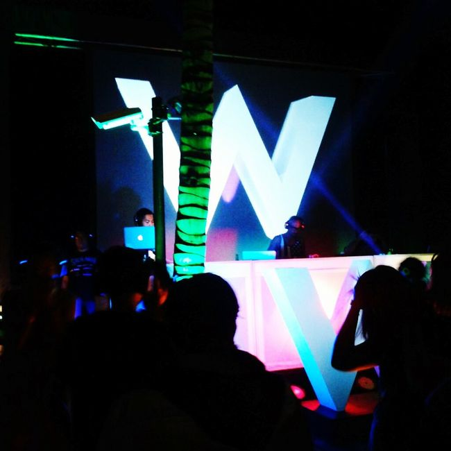 SilentDiscoParty Whotels Whotel Bali