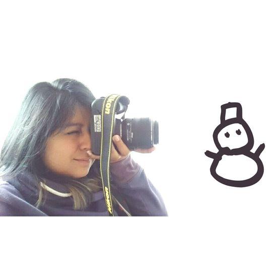 Fotografia Hombredenieve Mimodelo Nikon D3200 Fotitos