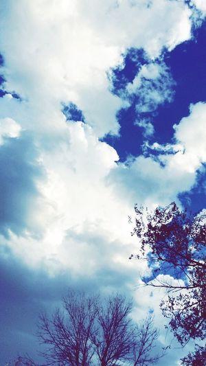 Hello World Sky And Clouds Clouds Are Beautiful Like Likeforlike Follow4follow Follow