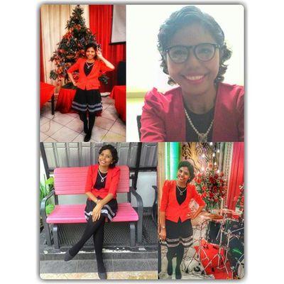 Me Christmas2015 Merry Christmas @michaelwarming
