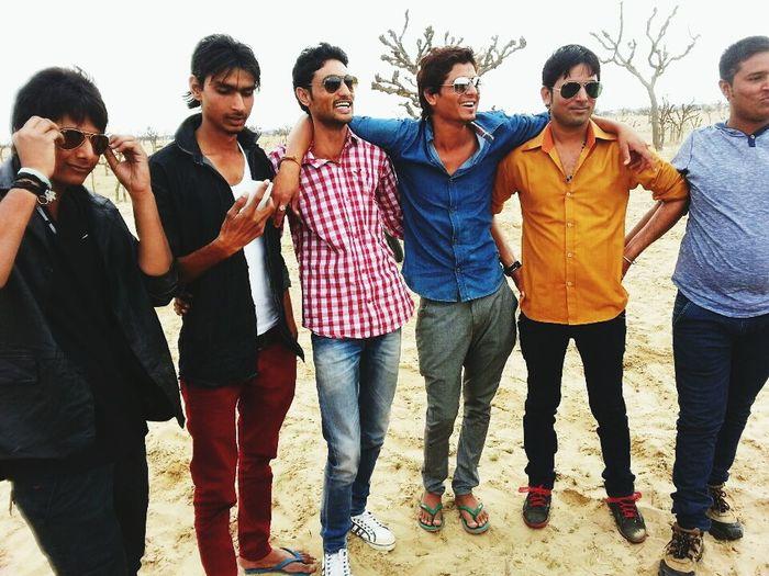old memorys with friends Kayamkhani Holidhora Sujangarh Sujangarh Boys