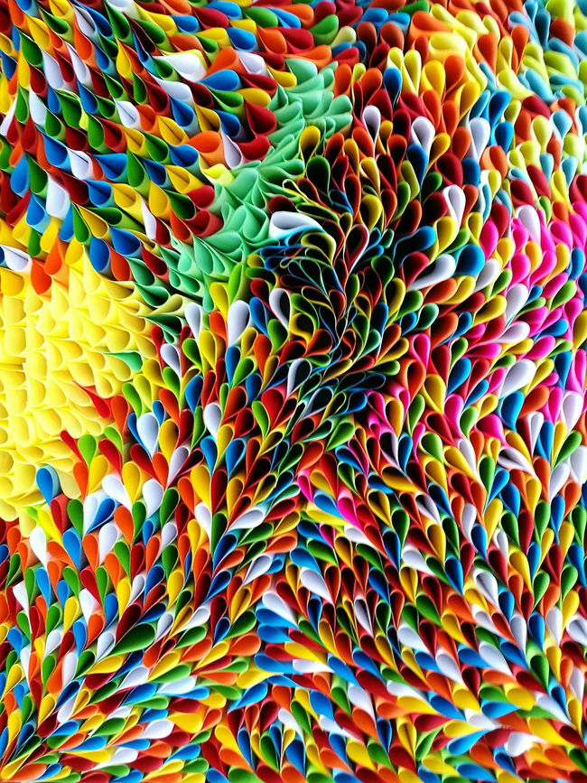 Showcase July Rundgang 2016 HuaweiP9 Art Eye4photograghy Mobilephotography Exhibition Paper Taking Photos Vscocam VSCO ArtWork Fine Art Photography Art Gallery Raimbowcolors Rainbow Colours