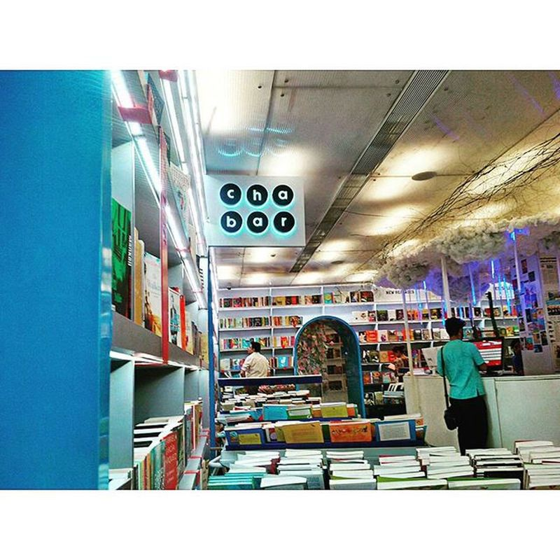 The ever beautiful Chabar in Connaught Place.A paradise for book lovers too. Chabar ConnaughtPlace Delhi India Sodelhi Books Bookstore Oxford OxfordBookStore DelhiGram Happyreading Lovelovelove Dillimerijaan Indiapictures Instagood Instalike The_hatke