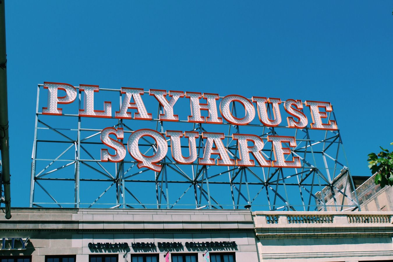 Playhousesquare Playhouse Square