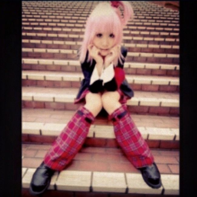 Amu ShugoChara KAWAII Sugoi Cosplay