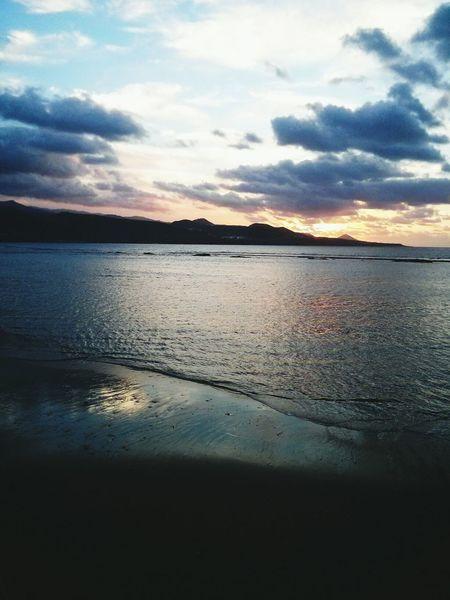 Sunset GranCanaria