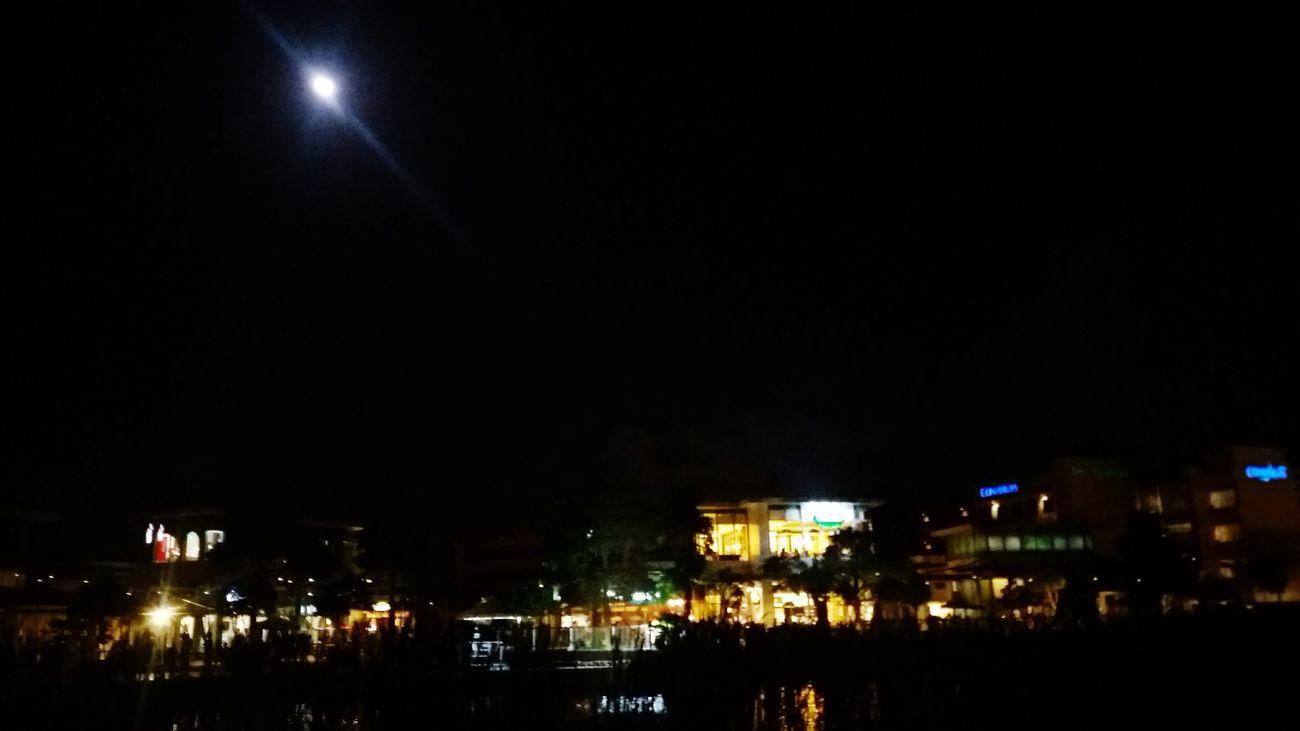 Cities At Night Nuvaliph Moonlight